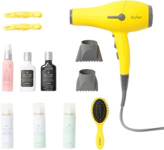 Drybar Buttercup Fully Loaded Kit 12-Piece Set