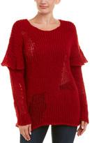 IRO Distressed Alpaca & Wool-Blend Sweater