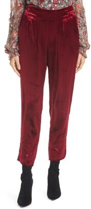Ramy Brook Velvet Pants