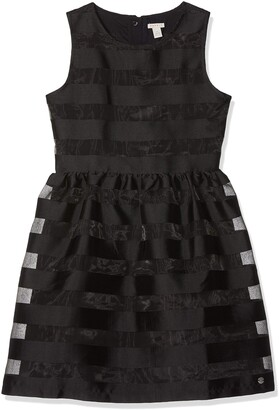 Esprit Girl's Woven Dress Tra