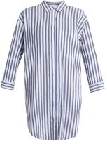 Velvet by Graham & Spencer Ivy striped cotton shirtdress