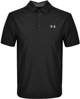 Under Armour Playoff Polo T Shirt Black
