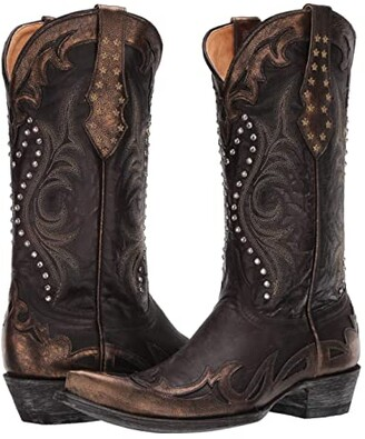 Old Gringo Vencida Crystal (Chocolate/Copper) Women's Boots
