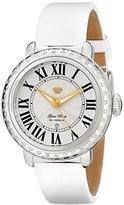 Glam Rock Women's GR77046DSS Bal Harbour Analog Display Swiss Quartz White Watch
