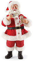 Possible Dreams Bon Appetit Collection Cookies for Christmas Santa Figurine