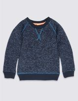 Marks and Spencer Borg Sweatshirt (3 Months - 6 Years)