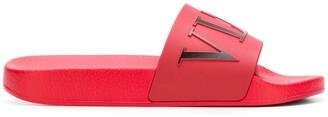 Valentino rubber sandal