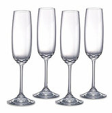 Marquis by Waterford Vintage Tasting Collection Crystal Champagne Flutes, Set of 4