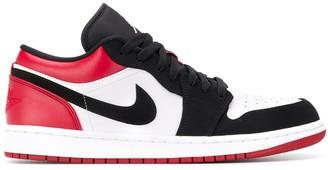 """Jordan Air 1 """"Black Toe"""" sneakers"""