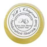Smallflower Juniper Sage Soap Cake by Kell's Original (2.7oz Shave Soap)