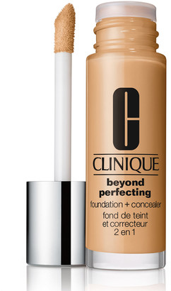 Clinique Beyond Perfecting 2-In-1 Foundation & Concealer 30Ml 6.75 Sesame (Light, Warm)