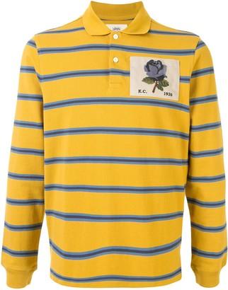 Kent & Curwen Rose Patch Polo Shirt