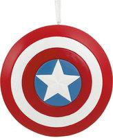 Hallmark Resin Figural Captain America Shield Ornament