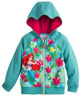 Disney The Little Mermaid Zip Hoodie for Girls