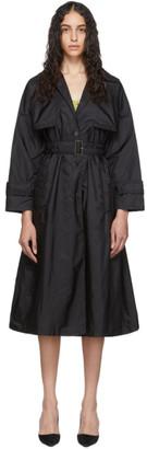 Prada Black Trench Coat