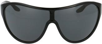 Prada Oversized Visor Sunglasses