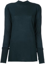 Dion Lee tie back sweater - women - Merino - 8