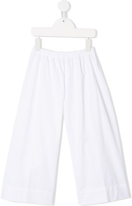 Il Gufo Classic Flared Trousers
