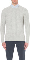 Brunello Cucinelli Cable-knit cashmere knitted jumper