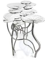 Michael Aram 12-Leaf Lilly Pad Coffee Table