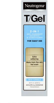 Neutrogena T/Gel 2-In-1 Anti Dandruff Shampoo Plus Conditioner 250Ml