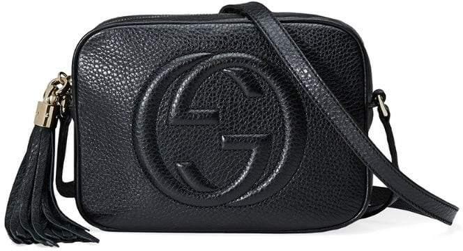 f25c2d3fcaf Gucci Soho Shoulder Bag - ShopStyle
