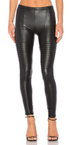 Plush Full Liquid Moto Legging