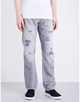 True Religion Geno Relaxed Slim-fit Straight-leg Jeans