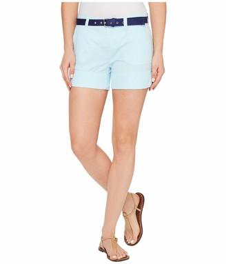 U.S. Polo Assn. Women's Chino Short