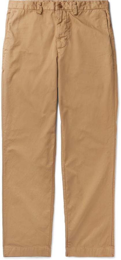 hot sale online 96924 88d55 Camel Color Pants Men - ShopStyle