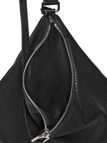 Givenchy Large Triangle Grained Leather Bag