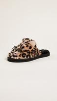 Kate Spade Belindy Plush Slippers