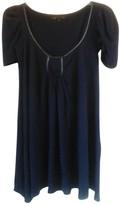 Maje Purple Wool Dress for Women