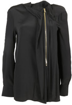 Moschino Zip Blouse