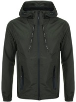Superdry Super Storm Zip Jacket Green