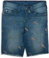 True Religion Boys' Surf Print Geno Shorts