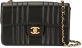 Chanel Pre Owned 1992s Mademoiselle CC shoulder bag
