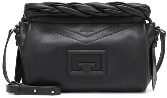 Givenchy ID93 Small leather crossbody bag