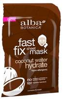 Alba Hydrate Fast Fix Mask - Coconut Water - 1ct