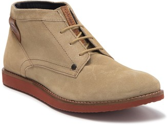 Base London Buster Suede Chukka Boot