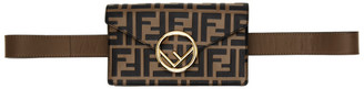 Fendi Brown Forever F is Belt Bag