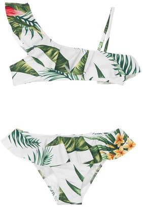 MC2 Saint Barth Floral Print Bikini