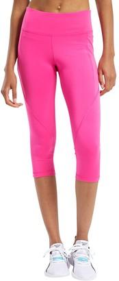 Reebok Women's Workout Ready Capri Leggings