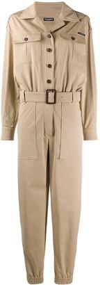 Dolce & Gabbana Belted Boiler Suit