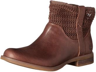 Timberland Women's Savin Hill Ankl Boot Boot