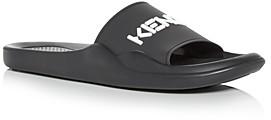 Kenzo Men's Logo Slide Sandals