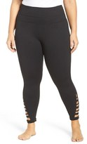 Zella Plus Size Women's Va Va Impulse High Waist Midi Leggings