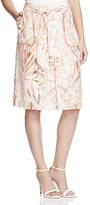 Basler Printed Skirt