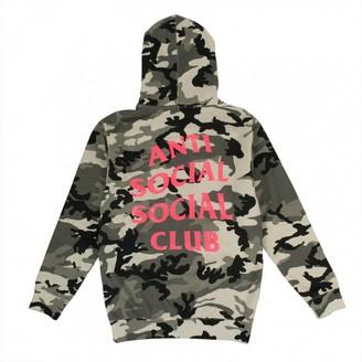 Green Cotton Anti Social Social Club Knitwear & Sweatshirts
