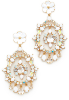 Kate Spade Garden Party Statement Earrings